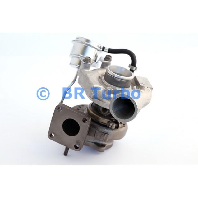 Taastatud turbokompressor MITSUBISHI   4913505500RS