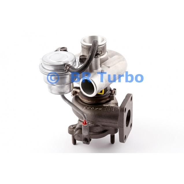 Taastatud turbokompressor HYUNDAI Trajet 2.0 CRDi