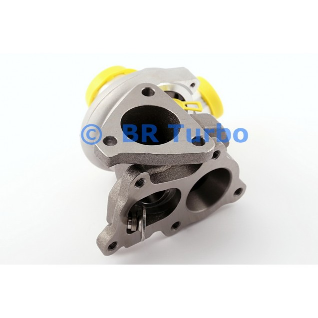 Taastatud turbokompressor HYUNDAI Getz 1.5 CRDI
