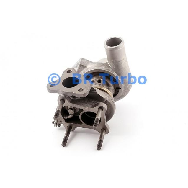 Taastatud turbokompressor OPEL Astra 1.7 D