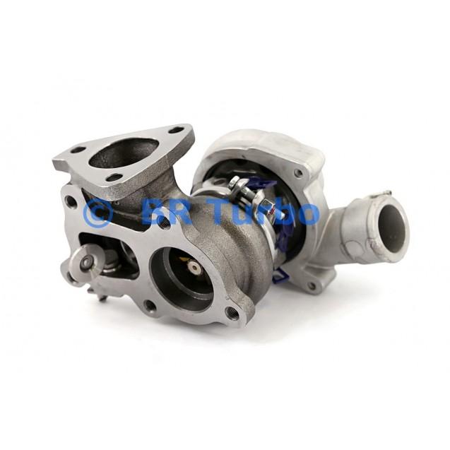 Taastatud turbokompressor MITSUBISHI Pajero 2.5 D