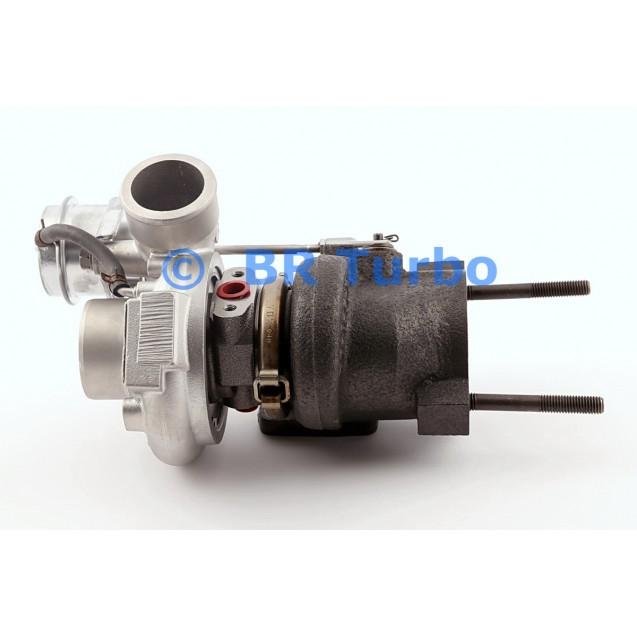 Taastatud turbokompressor OPEL Omega B 2.5 TD