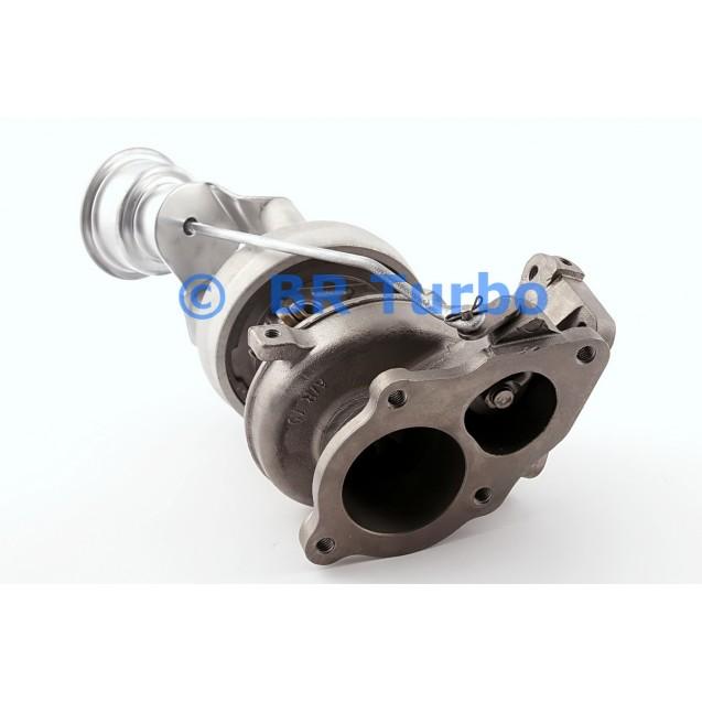 Taastatud turbokompressor MITSUBISHI Lancer 2.0 EVO 3