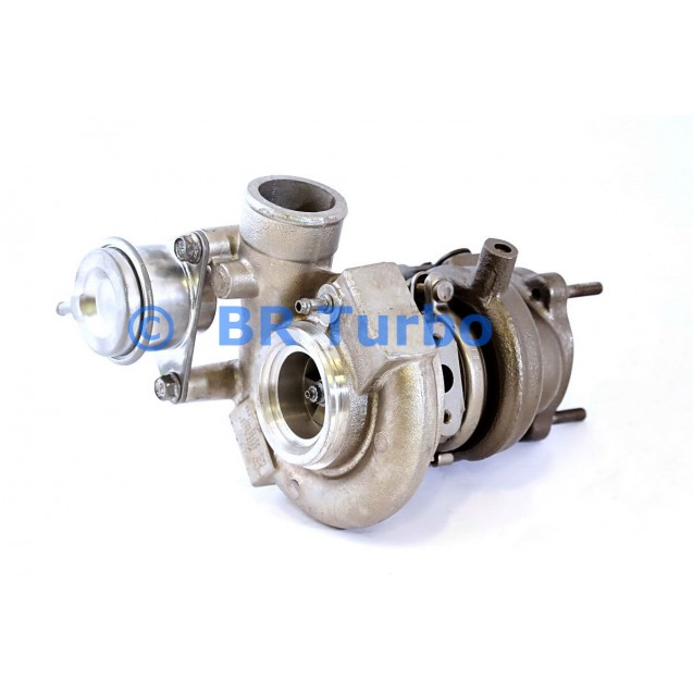 Taastatud turbokompressor SAAB 9-5 I 2.3 Turbo