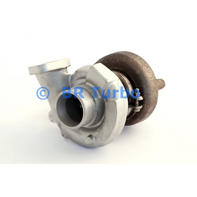Taastatud turbokompressor MITSUBISHI Construction