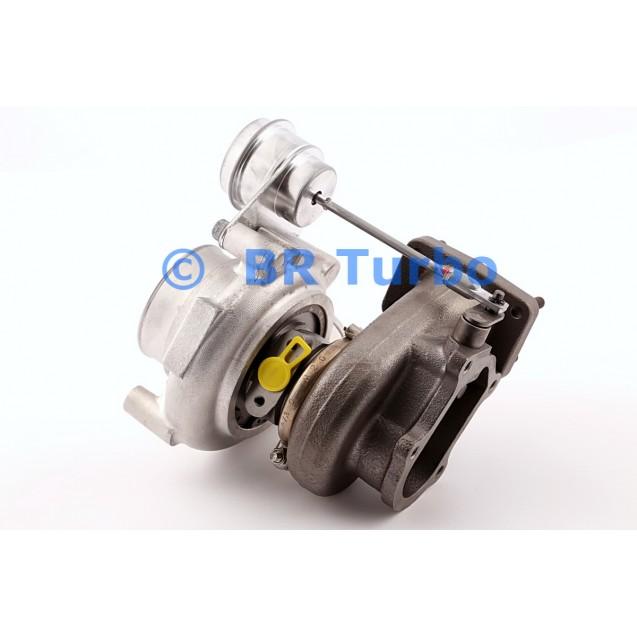 Taastatud turbokompressor IVECO Daily IV 3.0 HPI