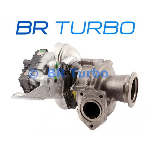 Taastatud turbokompressor BMW 120 D 2.0 TDI (F20/F21)