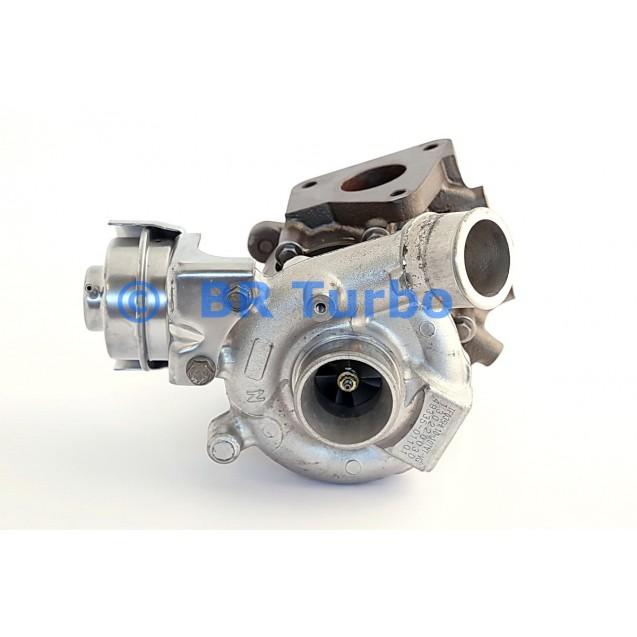 Taastatud turbokompressor PEUGEOT 4008 1.8 HDI