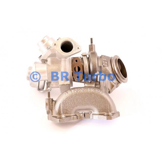 Taastatud turbokompressor MITSUBISHI | 4937303006RS