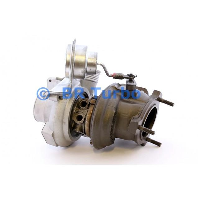 Taastatud turbokompressor VOLVO PKW S40 I 2.0 T