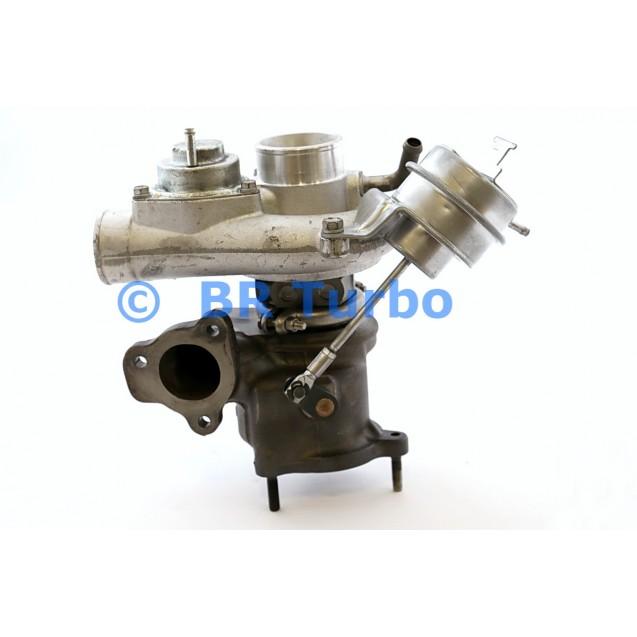 Taastatud turbokompressor OPEL Vectra C 2.0 Turbo