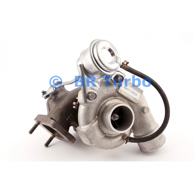 Taastatud turbokompressor IVECO Daily III 2.8 TD