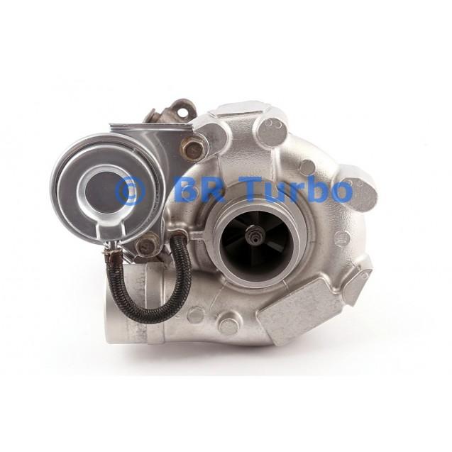 Taastatud turbokompressor PEUGEOT Boxer II 2.8 Hdi