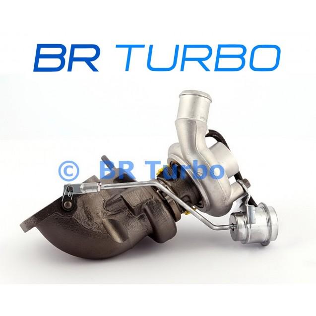 Taastatud turbokompressor FORD Transit VI 2.2 TDCi