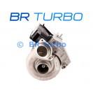 Taastatud turbokompressor BMW 120 D 1.9 (E87)