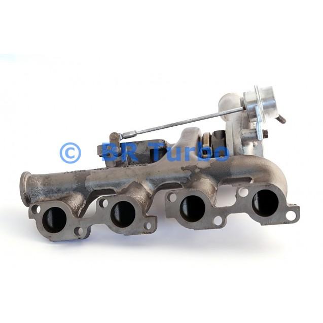 Taastatud turbokompressor FORD Transit V 2.4 TDCi