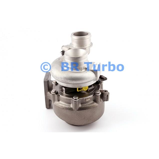Taastatud turbokompressor MITSUBISHI | 49T7707460RS