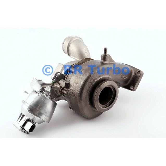 Taastatud turbokompressor MITSUBISHI | 49T7707535RS