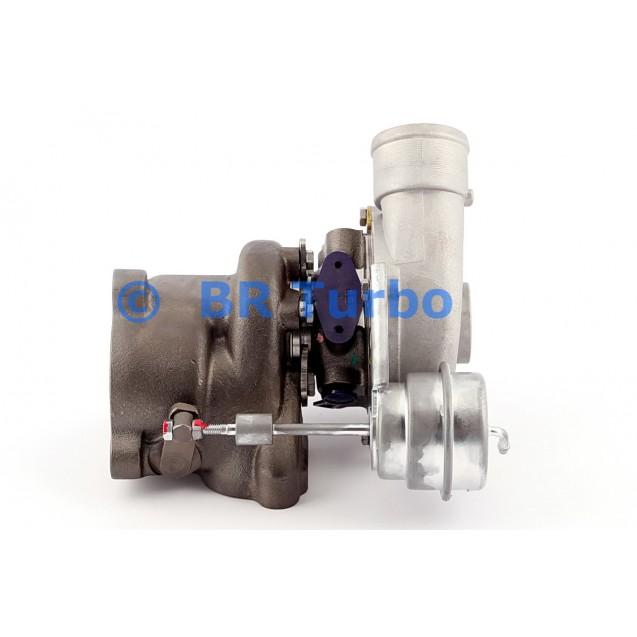 Taastatud turbokompressor AUDI A4 1.8 T