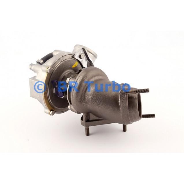 Taastatud turbokompressor BORGWARNER | 53039880007RS