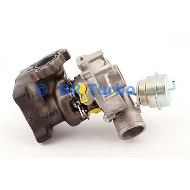 Taastatud turbokompressor AUDI S4 2.7