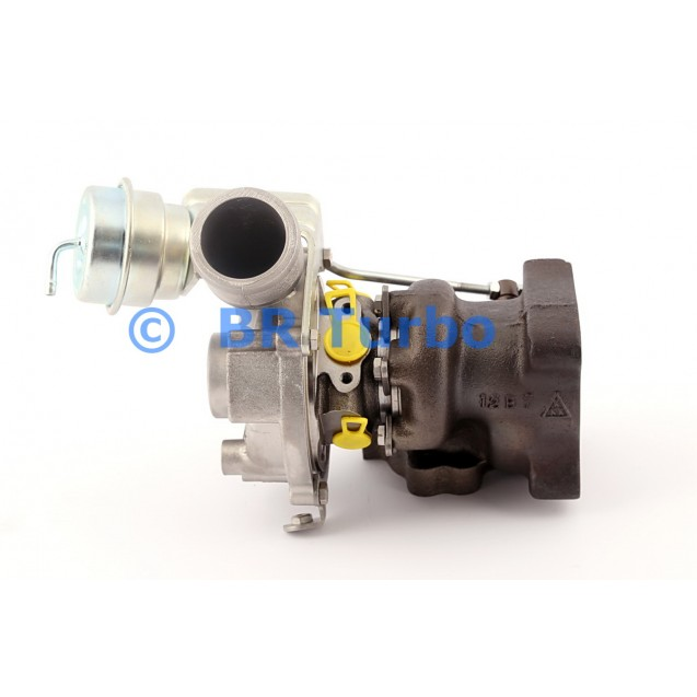 Taastatud turbokompressor AUDI S4 2.7 (B5)