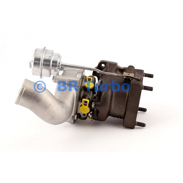 Taastatud turbokompressor AUDI A6 2.7