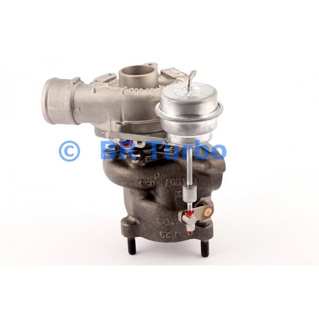 Taastatud turbokompressor BORGWARNER | 53039880029RS