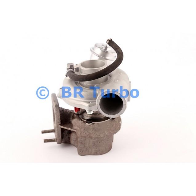 Taastatud turbokompressor BORGWARNER | 53039880034RS