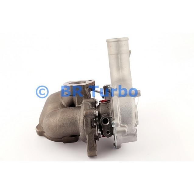Taastatud turbokompressor SEAT Alhambra 1.9 TDI