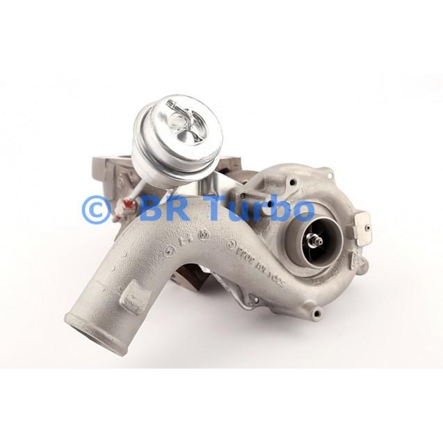 Taastatud turbokompressor BORGWARNER | 53039880035RS