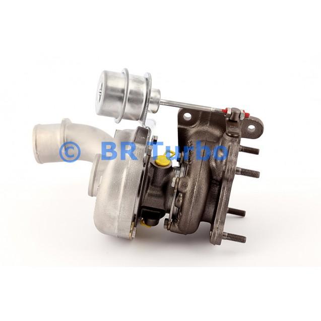 Taastatud turbokompressor BORGWARNER | 53039880048RS