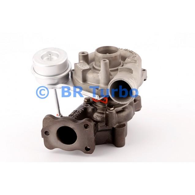 Taastatud turbokompressor BORGWARNER | 53039880051RS