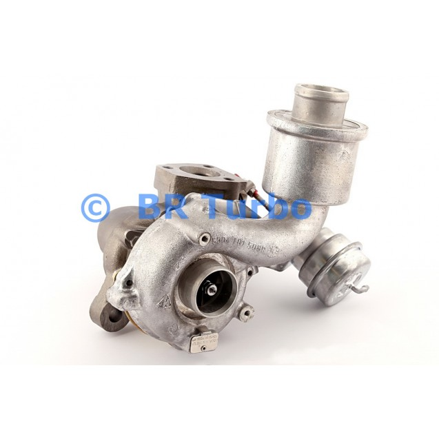 Taastatud turbokompressor AUDI A3 1.8 T