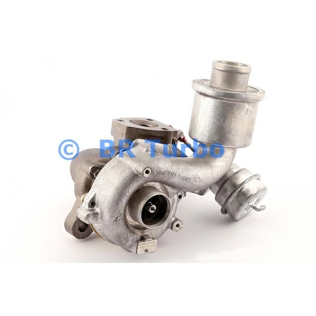 Taastatud turbokompressor VOLKSWAGEN Golf IV 1.8T