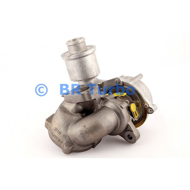 Taastatud turbokompressor VOLKSWAGEN Bora 1.8 T