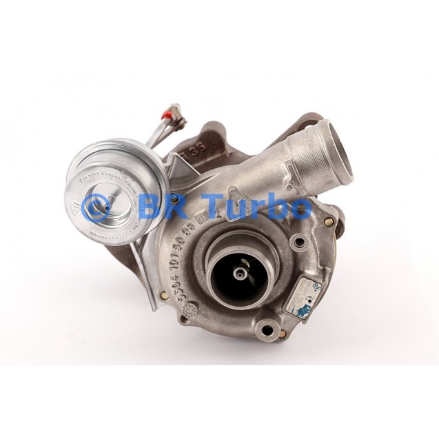 Taastatud turbokompressor CITROEN Xsara 2.0 HDi