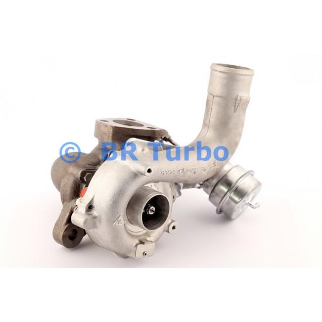 Taastatud turbokompressor VOLKSWAGEN New Beetle 1.8 T