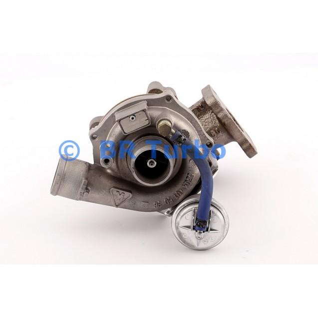 Taastatud turbokompressor PEUGEOT Boxer II 2.0 TD