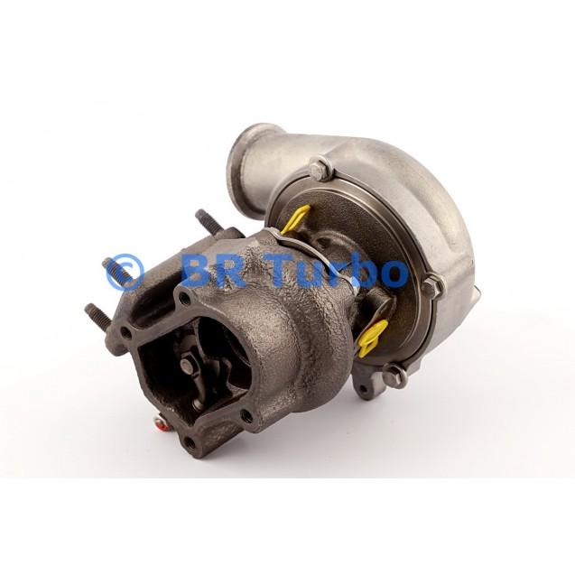 Taastatud turbokompressor BORGWARNER | 53039880066RS