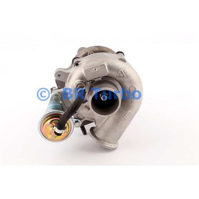 Taastatud turbokompressor FIAT Ducato II 2.3 TD