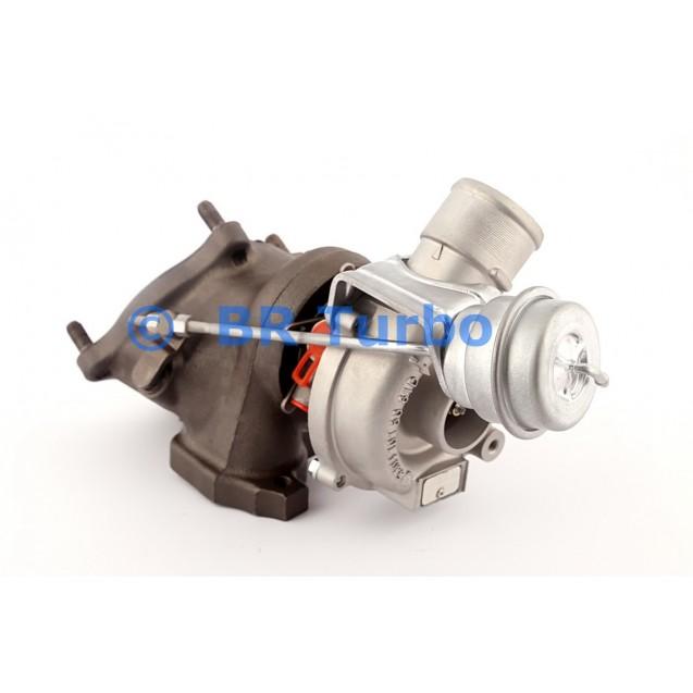 Taastatud turbokompressor AUDI A6 2.7 TDI Biturbo Left