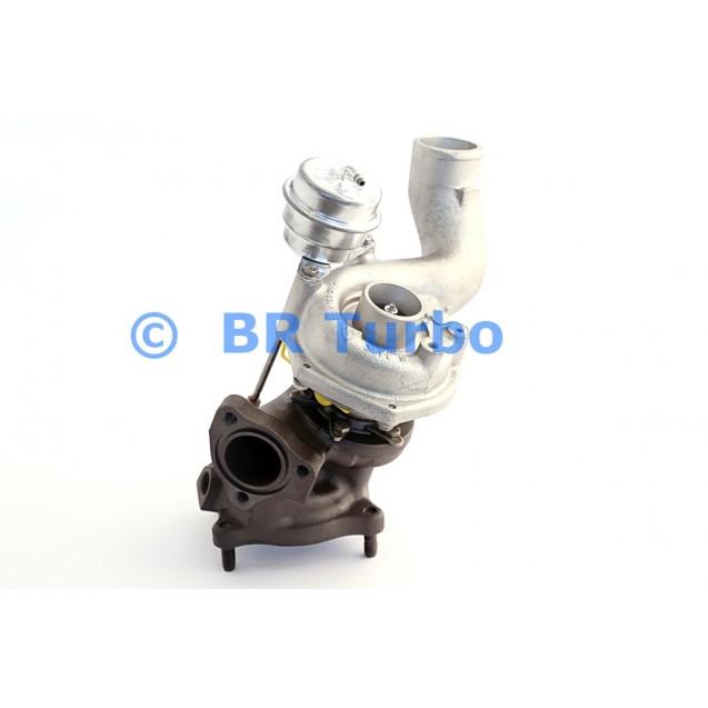 Taastatud turbokompressor BORGWARNER | 53039880070RS