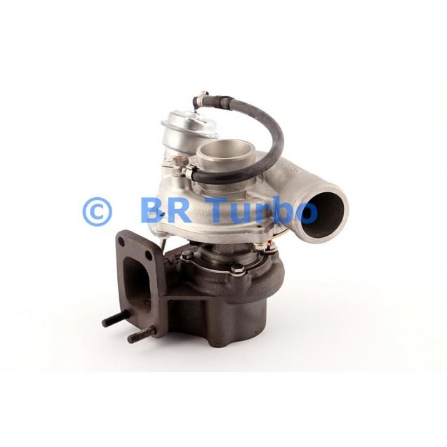 Taastatud turbokompressor BORGWARNER | 53039880075RS