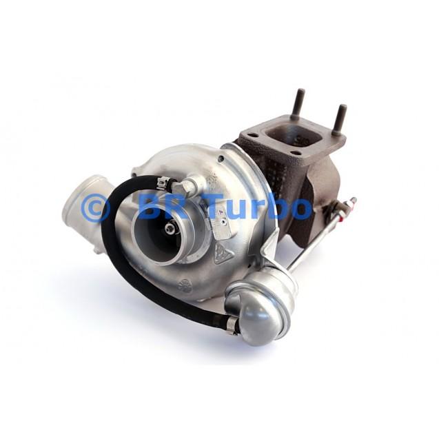 Taastatud turbokompressor BORGWARNER | 53039880076RS