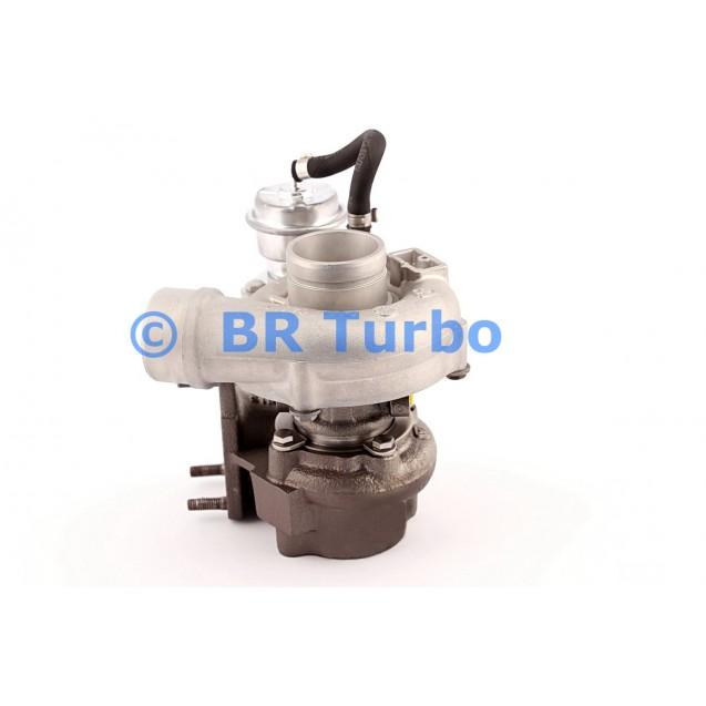 Taastatud turbokompressor BORGWARNER | 53039880089RS