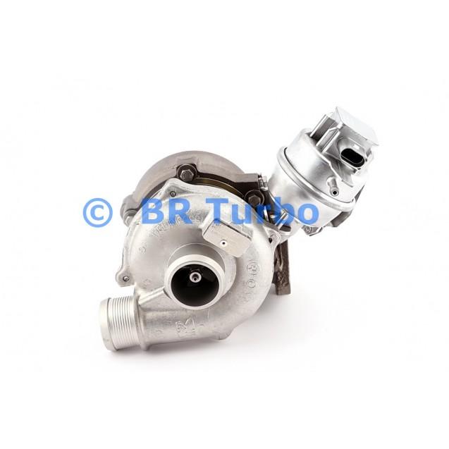 Taastatud turbokompressor AUDI A4 2.0 TDI (B7)