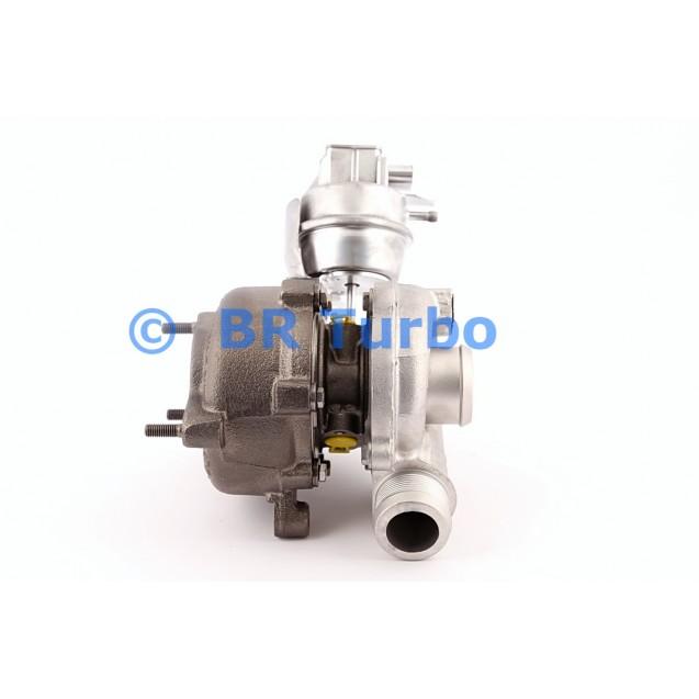 Taastatud turbokompressor BORGWARNER | 53039880109RS