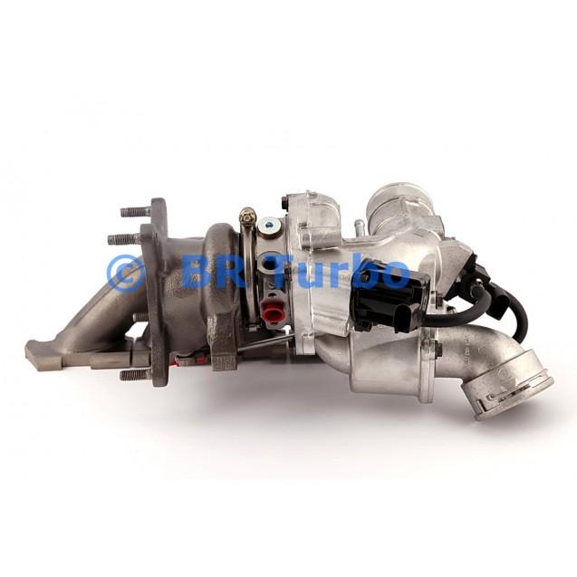 Taastatud turbokompressor SEAT Altea 1.8 TSI