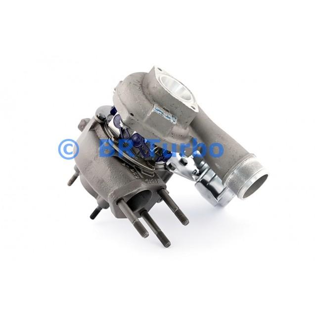 Taastatud turbokompressor BORGWARNER   53039880143RS